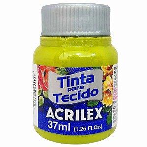 Tinta para Tecido Acrilex 37ml Verde Pistache 570