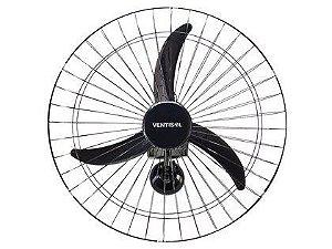 Ventilador de Parede Ventisol Preto Bivolt 60cm 200W