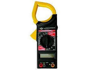 Multímetro Digital Com Alicate Amperímetro Brasfort 8559