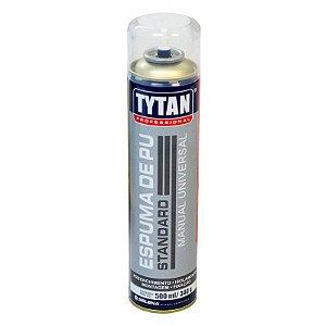Espuma de Poliuretano Tytan Standard 340G/500ml