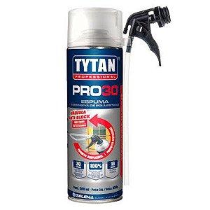 Espuma Expansiva Tytan Pro30 500ml 480g Bege