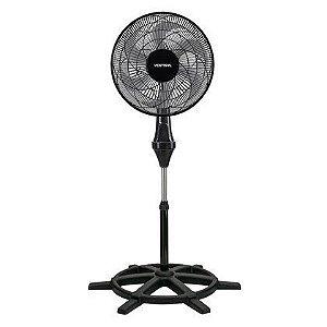 Ventilador Ventisol de Coluna Turbo Preto/Cinza 50cm 220v