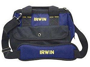 Bolsa Para Ferramentas Irwin Standard 12 Velcro em 2 Bolsos