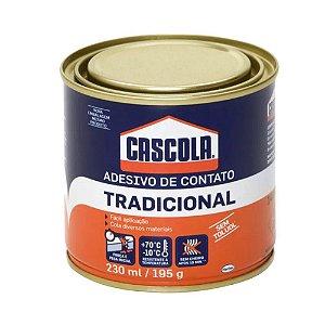 Cola Adesivo de Contato Cascola Henkel 195g