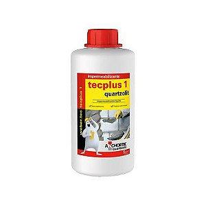 Aditivo Impermeabilizante Quartzolit Tecplus 1 01 Litro