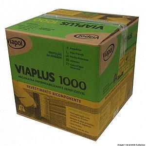 Impermeabilizante Viaplus Viapol 1000 Caixa com 18Kg