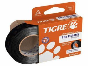 Fita Isolante Tigre Performance 19mm x 20m