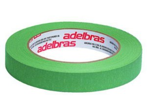 Fita Crepe Aldebras Automotiva 18mm x 50mm