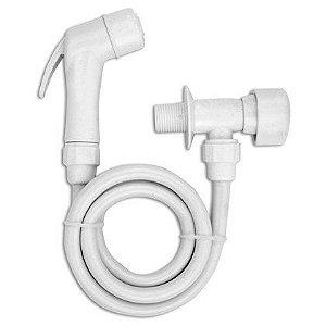 Ducha Higiênica Duda PVC Branco