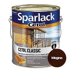 Verniz Cetol Sparlack Acetinado Mogno Galão 3,6 Litros