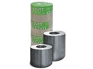 Bobina de Alumínio Civitt 60 cm Rolo com 27 Metros 0.4mm