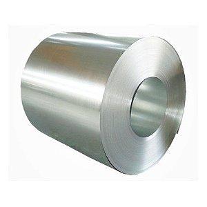 Bobina de Alumínio CNA 60 cm Rolo com 25 Metros 0.4mm