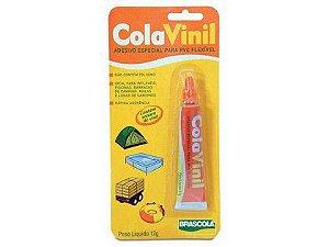 Cola Vinil Brascola Flexível 17g