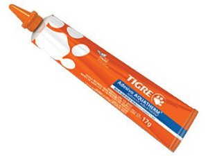 Cola para PVC Tigre Aquatherm Bisnaga 75g