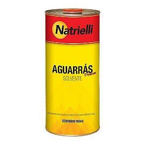 Aguarrás Natrielli 900ml Caixa com 12 Unidades
