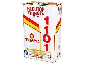 Redutor Thinner Extra Tempo para Pintura 1101 05 Litros