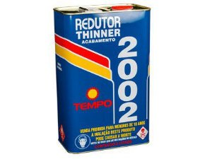 Redutor Thinner Tempo para Pintura 2002 05 Litros