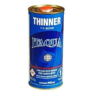 Redutor Thinner Itaqua Multiuso IT16 900ml Caixa com 12 Unidades