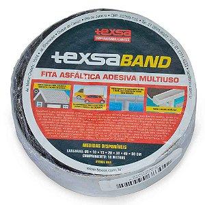 Fita Impermeabilizante Texsaband Alumínio 05cm