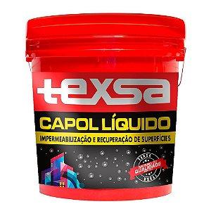Primer para Manta Liquida Texsa Capol Lata 18 Litros