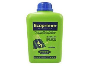 Ecoprimer Primer para Manta Asfáltica 01 Litro