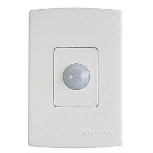 Sensor de Presença Inteligente Qualitronix de Embutir sem Interruptor QI2M