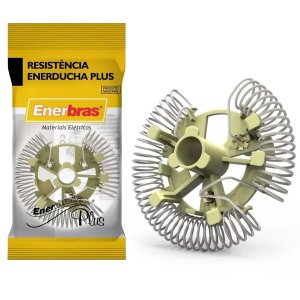 Resistência Enerbras Enerducha Plus 4400W 110V