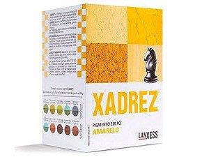 Corante em Pó Xadrez 250g Amarelo