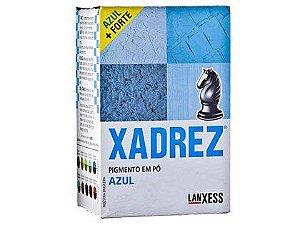 Corante em Pó Xadrez 250g Azul