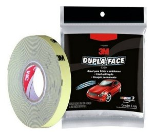 Fita Dupla Face Automotiva 3M 5369 AC 12mm x 03m