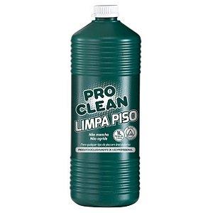 Limpa Piso Proclean 01 Litro Multiuso Embalagem com 12 Unidades