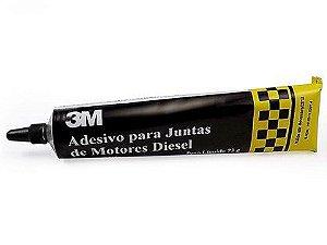 Adesivo para Junta de Motores Diesel 3M 73g Caixa com 24 Unidades