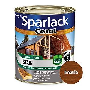 Verniz Cetol Sparlack Balance Acetinado Exterior e Interior Imbuía Galão 3,6 Litros