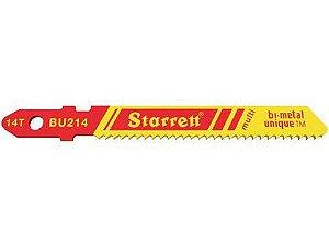 Lâmina para Serra Tico-Tico Starrett BU214 Multi Cartela com 02 Unidades