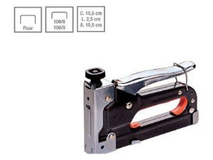 Grampeador Tapeceiro Cis Profissional TP-368