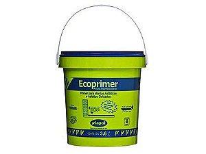 Primer Viapol Ecoprimer para Manta Asfáltica Galão 3,6 Litros