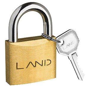 Cadeado Latonado Land 30mm CL30