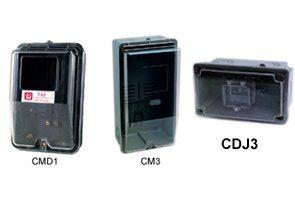 Caixa de Medidor Taf Ampla Monofásica CMD1