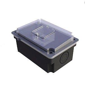 Caixa de Medição Taf Light para Disjuntor Trifásico CDJ3 Preto