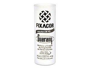 Corante Fixacor Guarany 40g Embalagem com 06 Unidades
