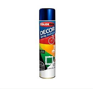 Tinta Spray Colorgin Decor 860 Azul Angra