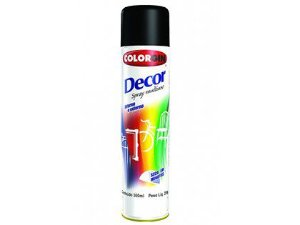 Tinta Spray Colorgin Decor 859 Amarelo