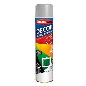 Tinta Spray Colorgin Decor Primer Cinza 872