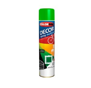 Tinta Spray Colorgin Decor 873 Verde