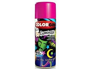 Tinta Spray Colorgin Luminoso 760 Verde