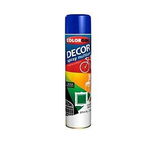 Tinta Spray Colorgin Decor 861 Azul Colón