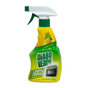 Limpa Forno Diabo Verde Spray 300ml