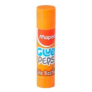 Cola Bastão Glue Peps Maped 10g Embalagem com 12 Unidades