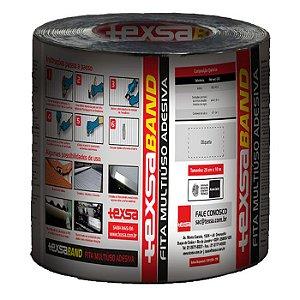 Fita Impermeabilizante Texsaband Alumínio 90cm