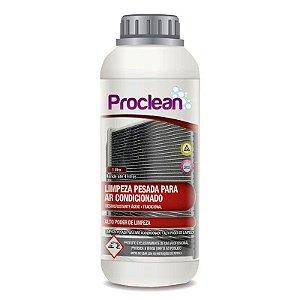 Limpa Ar Condicionado Proclean Limpeza Pesada de 01 Litro